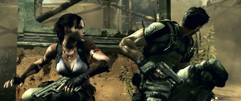 Resident Evil 5 Has Shipped 5 Million Copies Worldwide