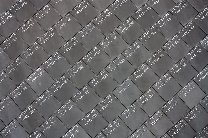 Details - Shuttle Tiles