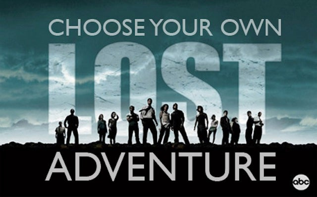 LOST: Pick Your Own Destiny