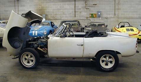 The Junkman Always Rings Twice: Pontiac-Powered Deutsch-Bonnet!
