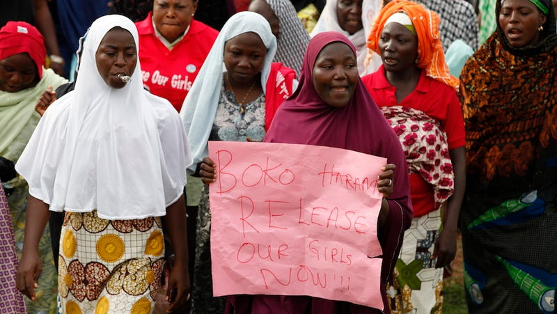 Bring Back Our Girls Protests Banned In Nigerian Capital