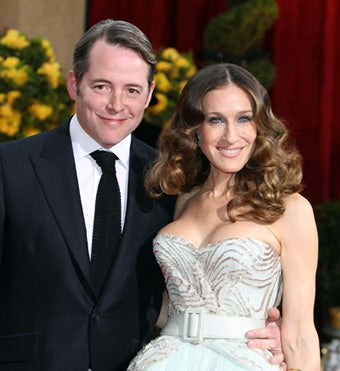 Surrogate Gives Birth To Sarah Jessica Parker And Matthew Broderick's Twins