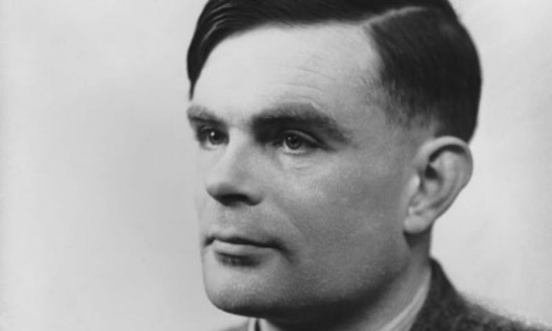 Genius Who Helped Beat Nazis Only to be Castrated by UK to be Pardoned
