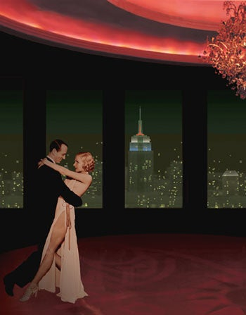 A Look Back at the Rainbow Room's Faded Romance