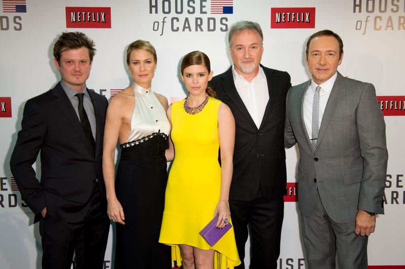 Is House Of Cards Ending After Two Seasons?