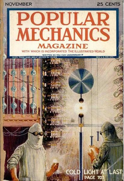 Celebrate Popular Mechanics' most glorious visions of the future past