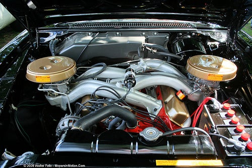 What's the second most beautiful engine ever built?