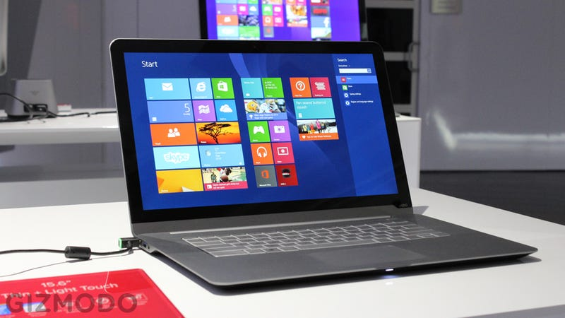 Vizio's New Ultrabook: The Prettiest PC Just Got Power to Match