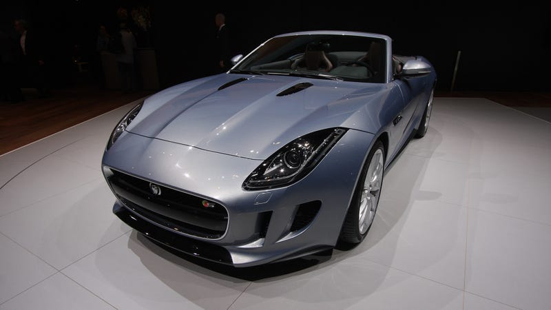 The Jaguar F-Type Was Not Made For Me But It's Great Anyway