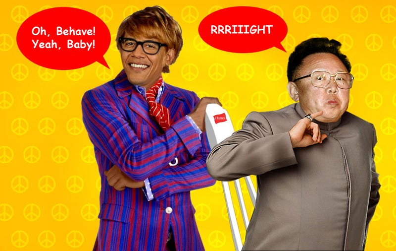 In Which We Provoke Kim Jong Il in 77 Offensive and Hilarious Ways