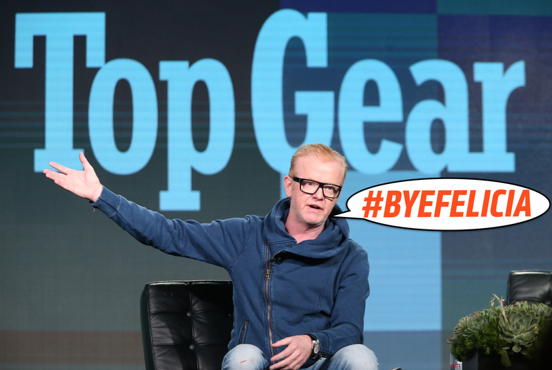 Top Gear's Chris Evans Reportedly Threatened To Quit