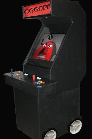 The Occupy Movement Needs an Arcade Cabinet. Help It Get One.
