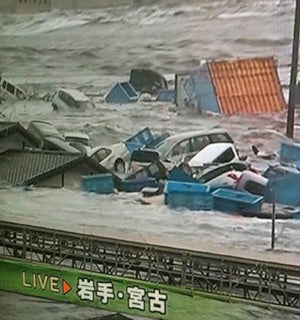 I survived Japan's massive earthquake