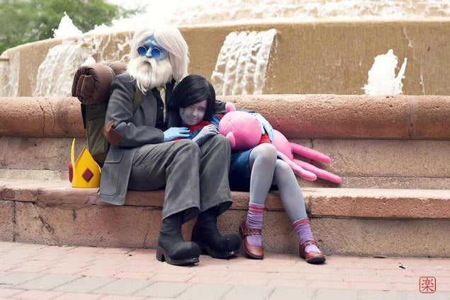 The Absolute Best Cosplay of 2013