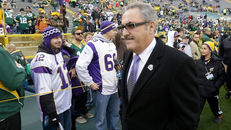 """Vikings Owners Must Pay $85 Million For """"Organized Crime-Type"""" Fraud"""