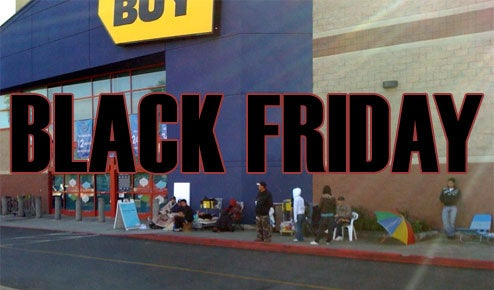 The Great Black Friday 2008 Round-Up