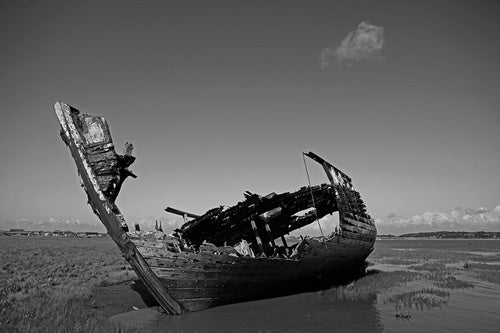 Ship Wreck Graveyard