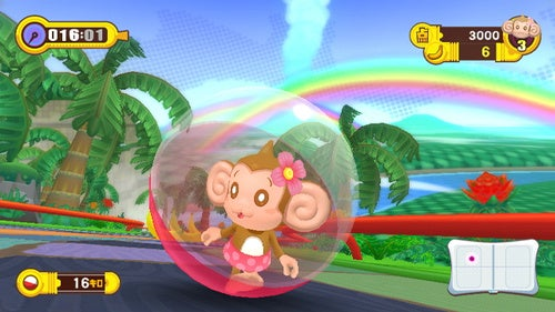 Super Monkey Ball Step And Roll Wii Impressions: Not Popsicles