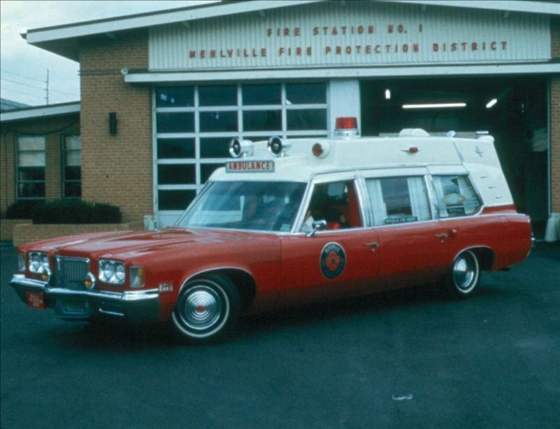 Get Out of the Way: A History of How Ambulance Lights Save Lives