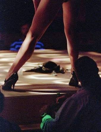 Strip Club Sues 14-Year-Old Forced To Dance Topless