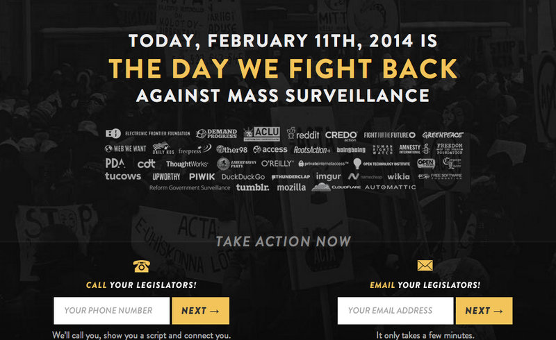 Oh Hey, Half the PRISM Slideshow Just Joined Anti-Surveillance Day