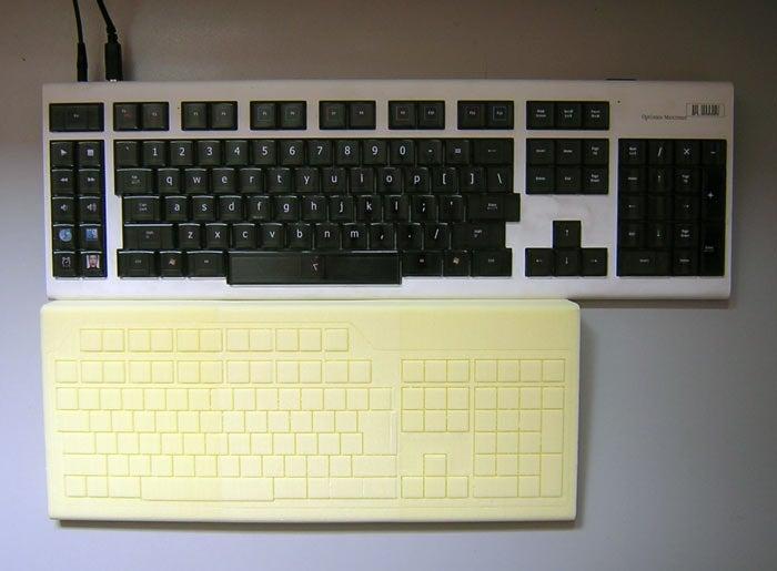 """Art Lebedev Plans """"Popularis"""" Optimus Keyboard Priced Under $1000"""