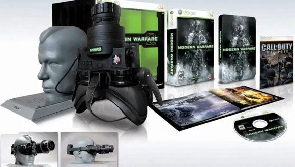 Modern Warfare 2 Prestige Edition Comes With Prestige Price