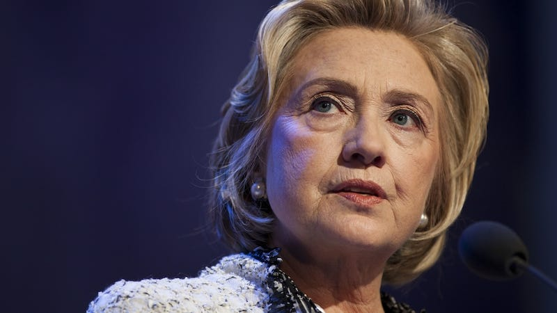 People Are Seriously Asking If Hillary Can Be President and a Grandma