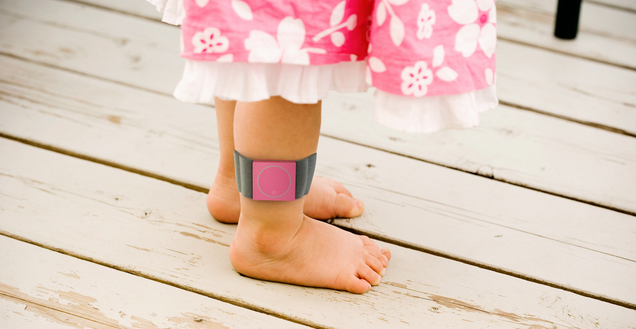 How a Medical Stress Sensor Evolved Into a Beautiful Wearable For All