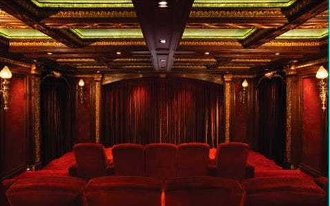 $3.4 Million In-house Cinema Wins HE's Installation of the Year Award