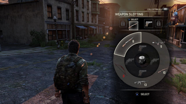 How We Made The Last of Us's Interface Work So Well