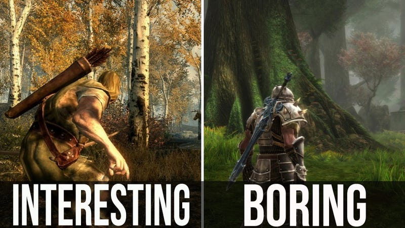 Why Is Skyrim's World Better Than Amalur's? (And Other Burning RPG Questions)