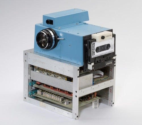 How Kodak Built a FrankenCamera to Take Digital Photos in 1975