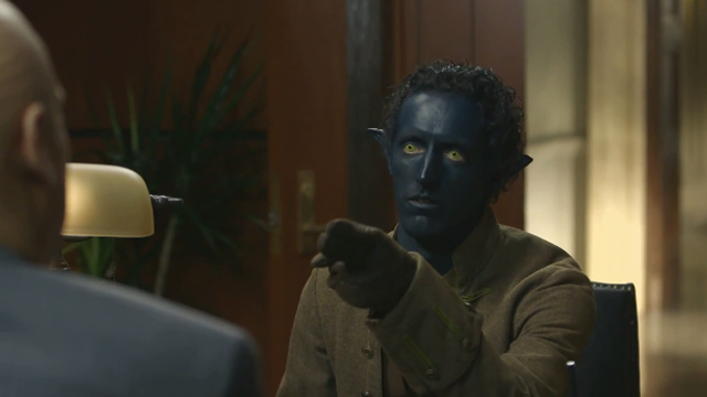 Welcome To The X-Men, Nightcrawler. Now You Can Go Home.