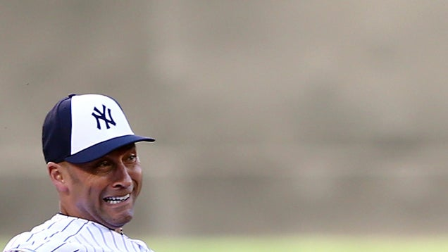 The Hater's Guide To Derek Jeter