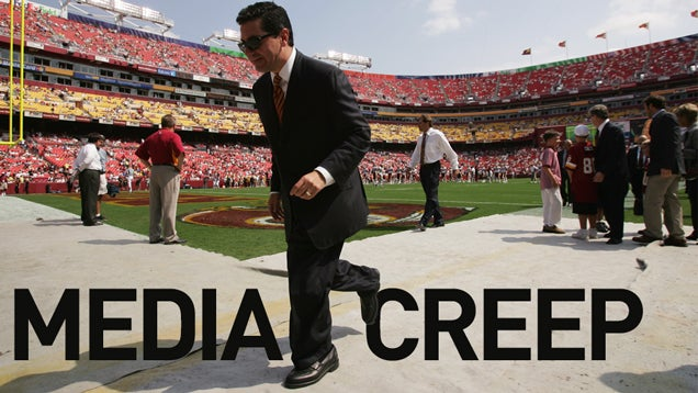 How Dan Snyder Bought Off The D.C. Media