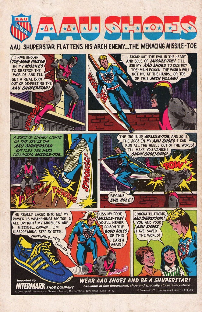 Are these the most inexplicable comic book ads in the history of the written word?