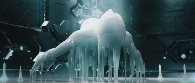 It Took 30 Artists To Redo Ghost In The Shell's Opening In Live Action