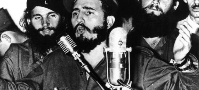 fidel castro and the anti us propaganda For more than 18 months after fidel castro came to power the united states  a  massive, skillful, anti-american and pro-communist propaganda drive is in full.