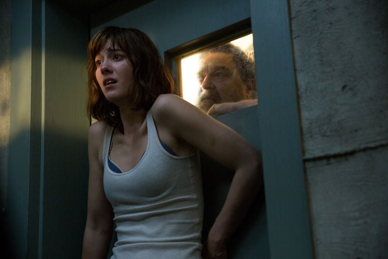 10 Cloverfield Lane Is Fun But It's Not in the Same League as Cloverfield