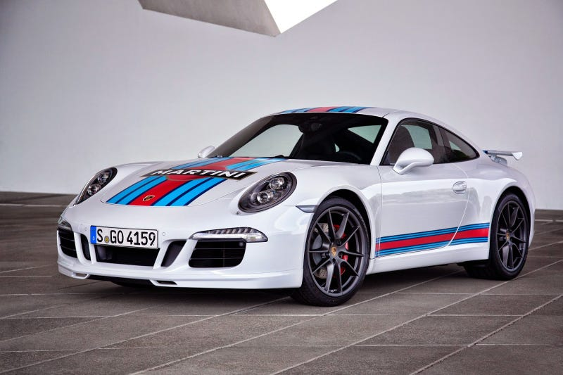 Which Race Car Inspired Special Edition Would You Take?