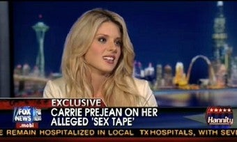 Like Carrie Prejean, Sex Tapes Are Narcissistic, Ultimately Boring