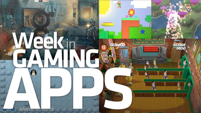 The Week In Gaming Apps
