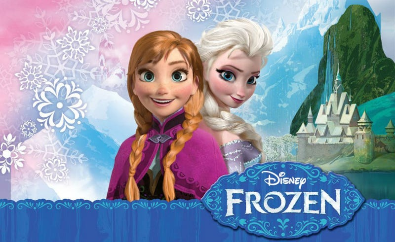 Disney Sues Over Ripoff Of Frozen Marketing