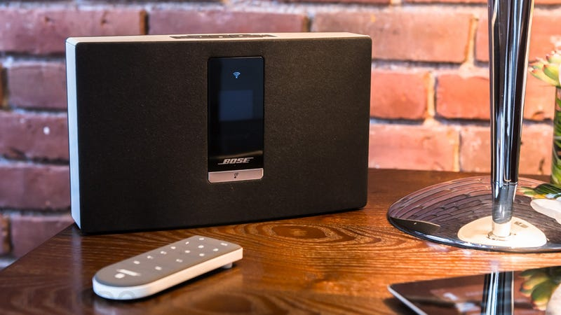 Bose SoundTouch Is a Simple, Sonos-Like Wireless Music System