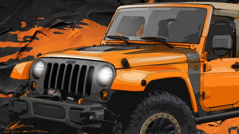 Mopar Cooking Up Six Special Jeeps For 'Easter Safari' In Moab