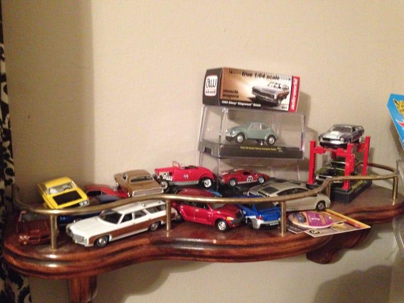 ztp's [Future] Diorama: Cars Idea