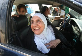 Safe Driving Is A Rare Luxury For Many Iraqi Women