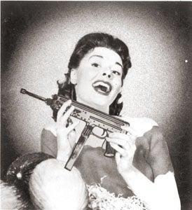 Does Feminism Carry A Gun?