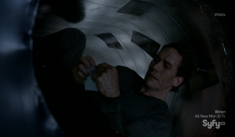 On Helix, evil transhumanists are the world's worst mad scientists